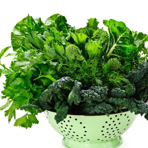 zielonolistne