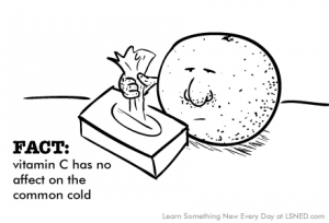 witamina na przeziębienie