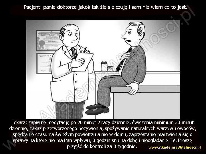 pacjent u lekarza