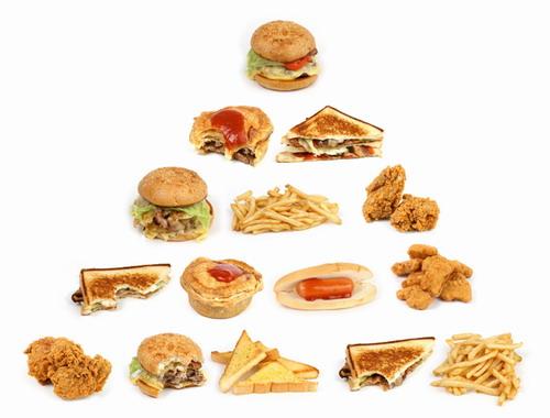 przetworzone jedzenie