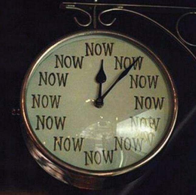 Zegar teraz