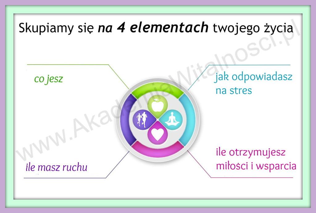 4 elementy Ornisha